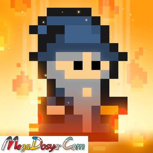 Pixel Wizard Adventures 2D