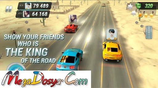 Road Smash: çılgın yarış!