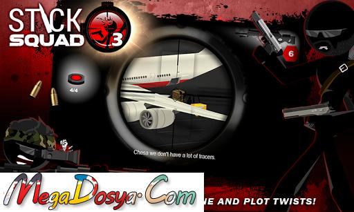 Stick Squad 3 - Modern Shooter
