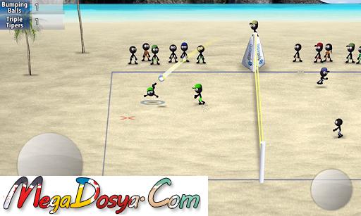 Stickman Volleyball