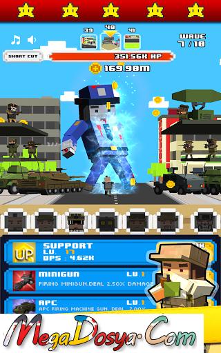Tap Zombies: Heroes of war