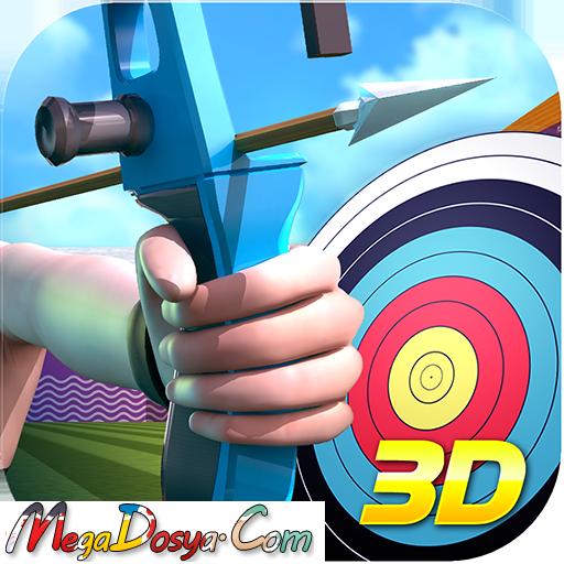Archery World Champion 3D Apk V1.0.9 Mod Para Hileli