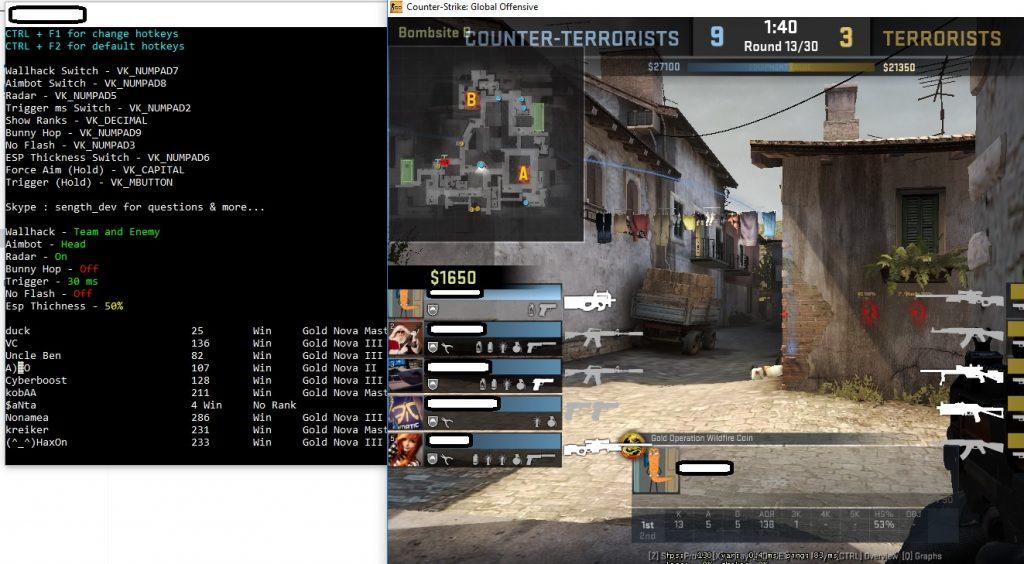 Counter Strike Csgo Hile 16.07.2016 Multicheat Oyun Botu indir