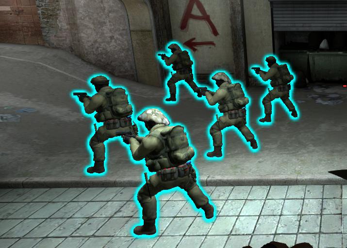 Counter Strike Hile Aurora Glow v2.0 Oyun Botu