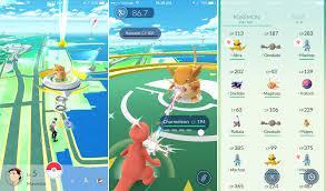 Pokemon GO Hile Kullanılabilir Eşyalar ve Çantanız
