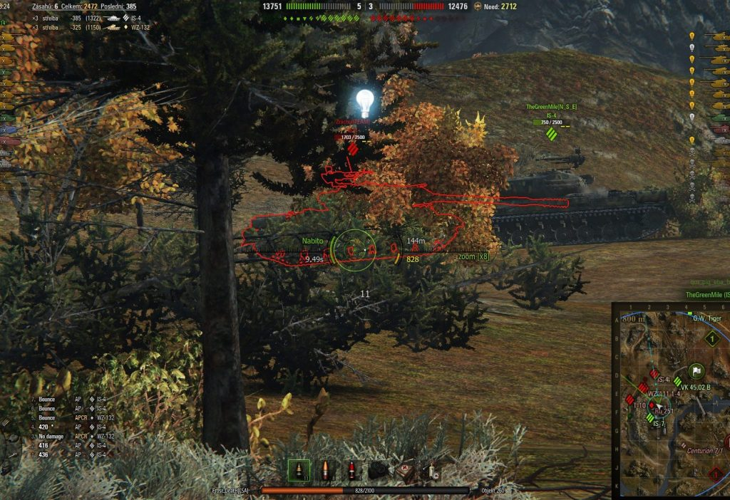 World of Tanks Hileleri FD's modpack v1.71 for 9.15.0.1