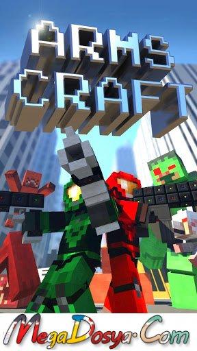 Pixel GunCraft 3D Zombie FPS