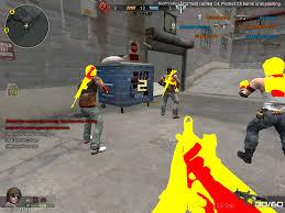 Assault Fire Wallhack