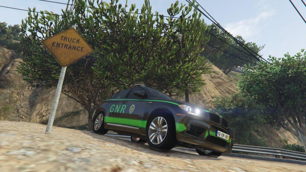 GTA 5 Hile BMW X6 Araba Modu