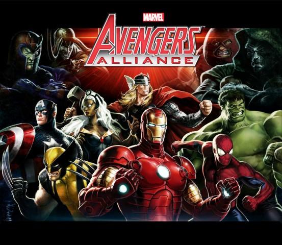 Marvel Avengers Alliance Hile 09.08.2016 Güncellendi