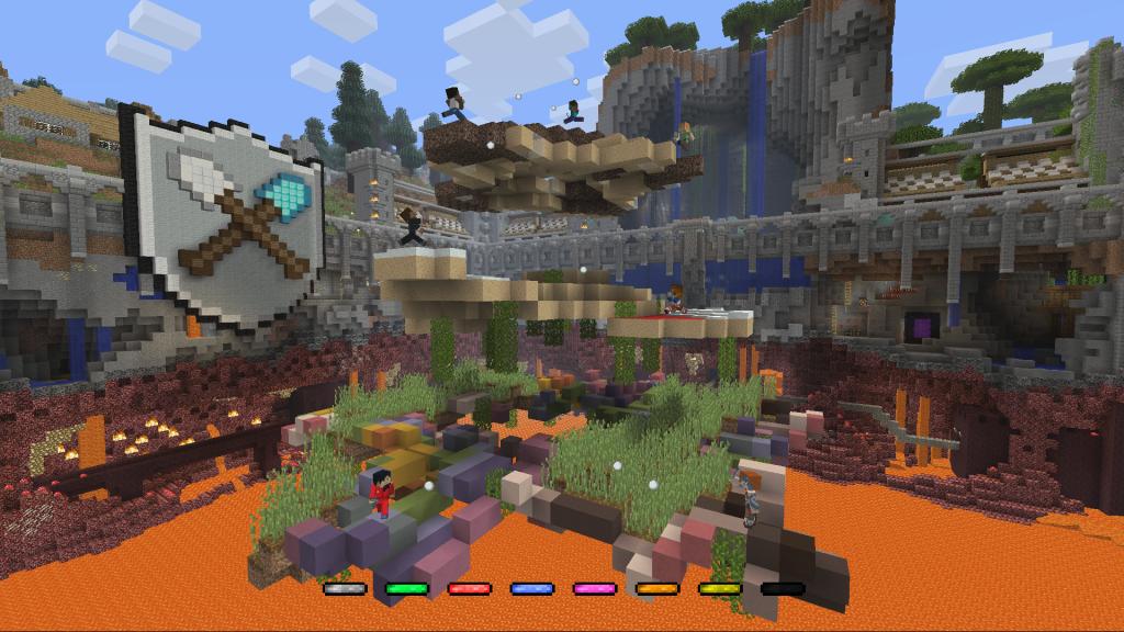 Minecraft Tumble hile