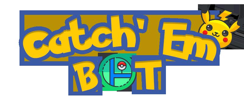 Pokemon Go Hile Catchem Bot V1.4.5.0 Son Sürüm Yayınlandı