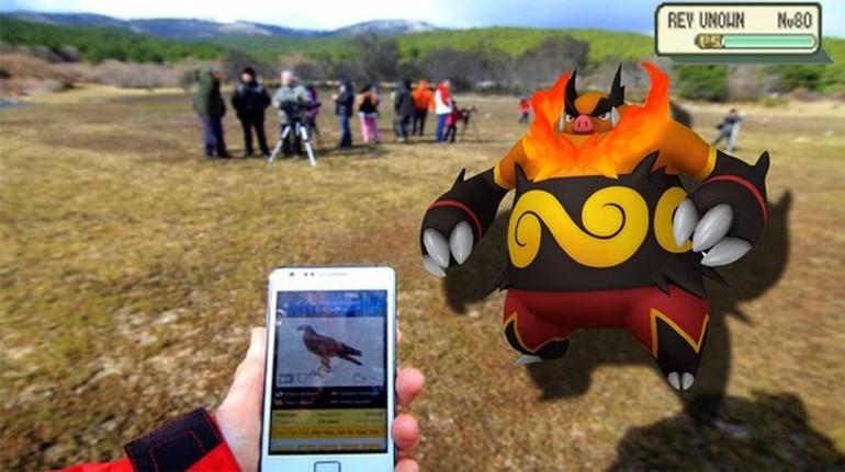 Pokemon Go Hile Ekran yönü algılama hatası da nedir