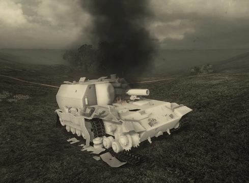 World Of Tanks Hile Ölü Beyaz Tank Modu