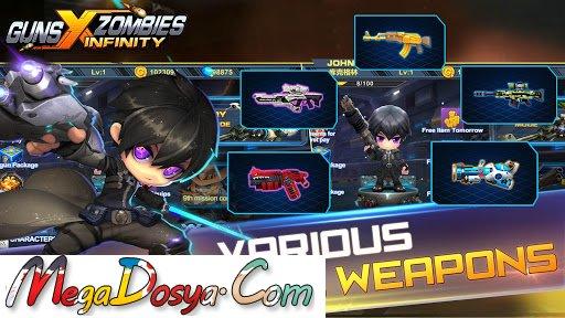 Guns X Zombies