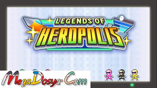 Legends of Heropolis