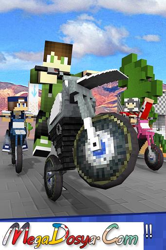 Motocross Hayatta Kalma Yarış