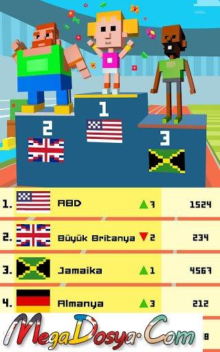 Olimpik Koşu!