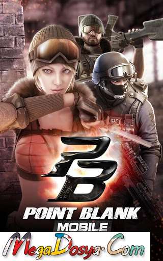 Point Blank Mobile (Unreleased)