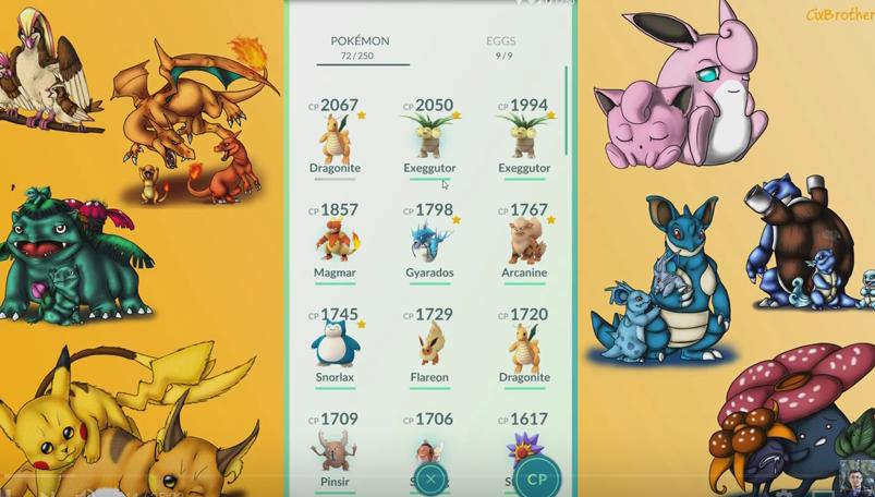 pokemon go evrim hile