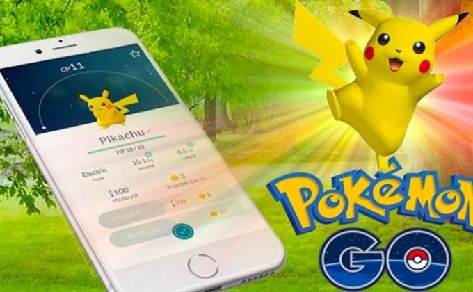 pokemon go hile pikachu 2016