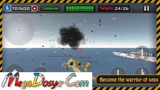 Silah gemisi Heli savaş -savaş