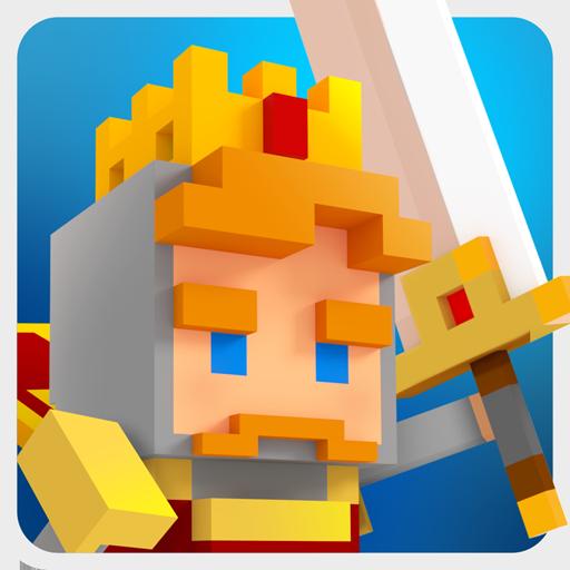 Cube Knight: Battle Of Camelot V1.00 Hile Apk Mod
