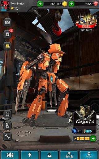 Iron Kill Robot Dövüş Oyunları