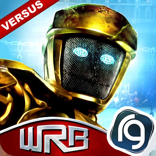 Real Steel World Robot Boxing Hile Apk Mod