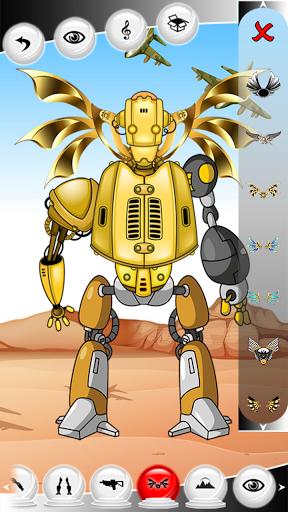 robot yaratmak