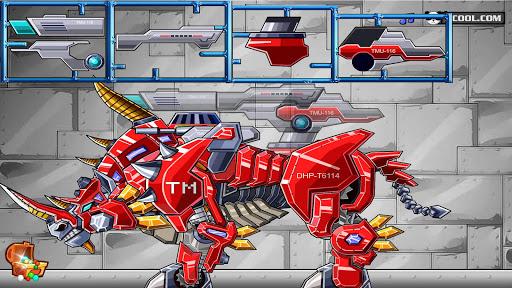 Toy Robot War:Robot Fire Rhino