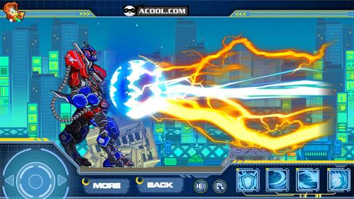 Toy Robot War:Robot Sickle