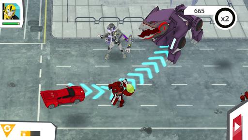Trasformers: RobotsInDisguise