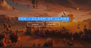 fhx clash of clans apk 2016