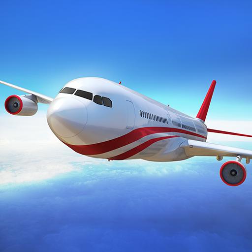 Flight Pilot Simulator 3D V1.3.5 MOD APK Hileli Indir
