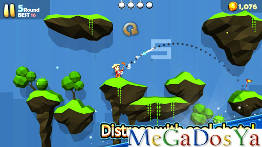 Golf Hero - Pixel Golf 3D