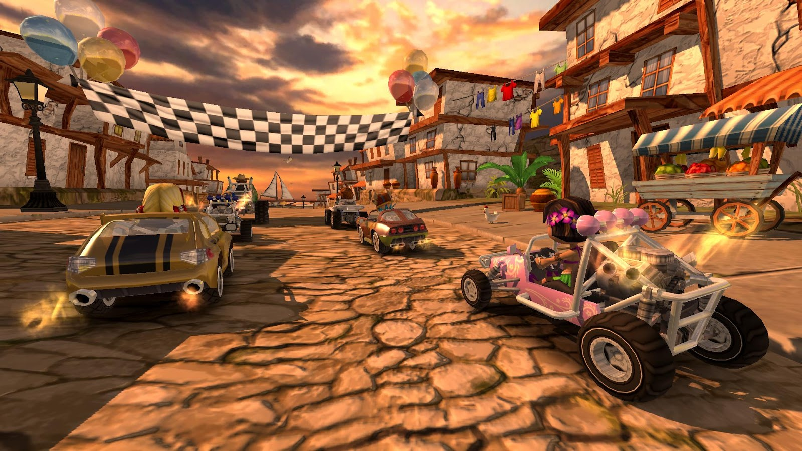 Beach Buggy Racing images1