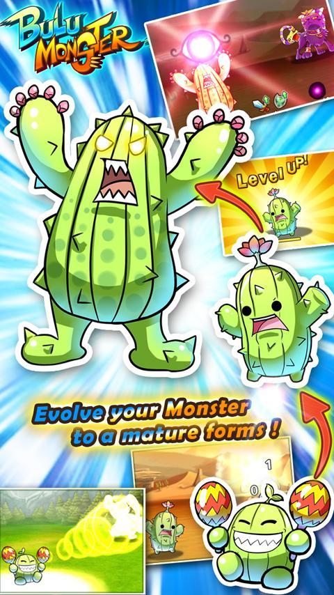 Bulu Monster 6