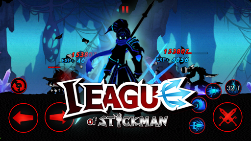 League of Stickman Free- Arena PVP(Dreamsky)