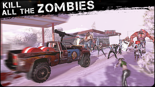 Zombies, Cars and 2 Girls