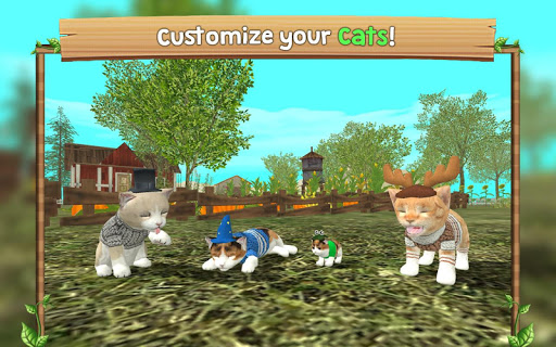 Cat Sim Online: Play with Cats