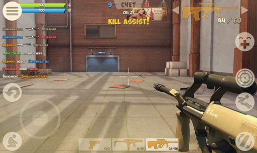 Contra City - Free Shooter